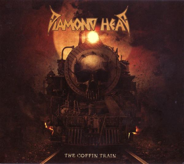 Diamond Head - The Coffin Train - 2019