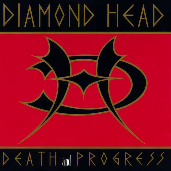 Diamond Head - Death And Progress - 1993