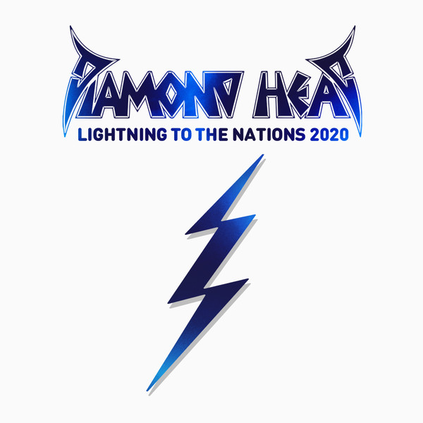 Diamond Head - Lightning To The Nations 2020 - 2020