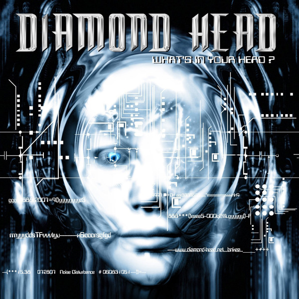 Diamond Head - What's In Your Head? - 2007