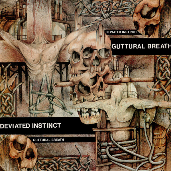 Deviated Instinct - Welcome To The Orgy - 1989