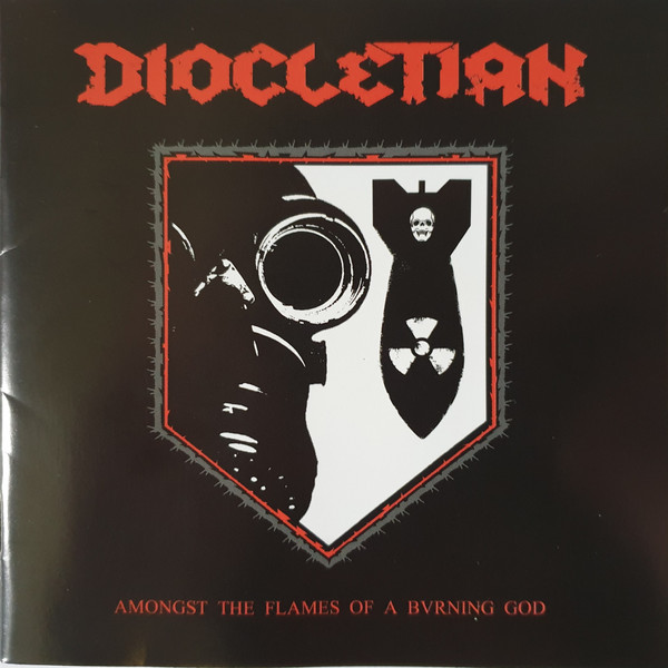 Diocletian - Amongst The Flames Of A Bvrning God - 2019