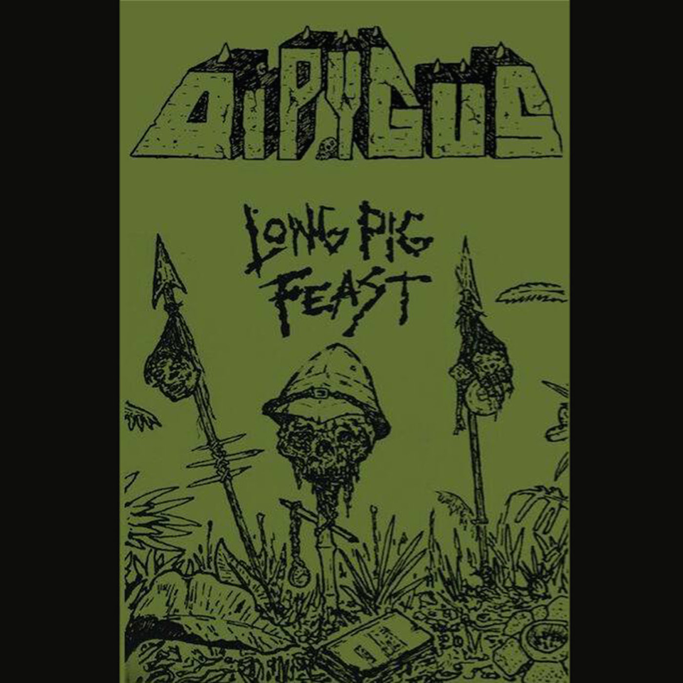 Dipygus - Long Pig Feast - 2018