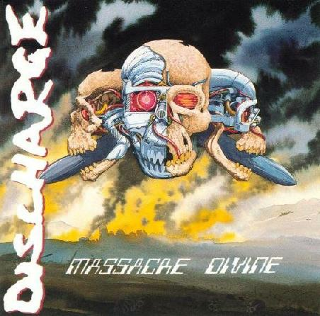 Discharge - Massacre Divine 1991