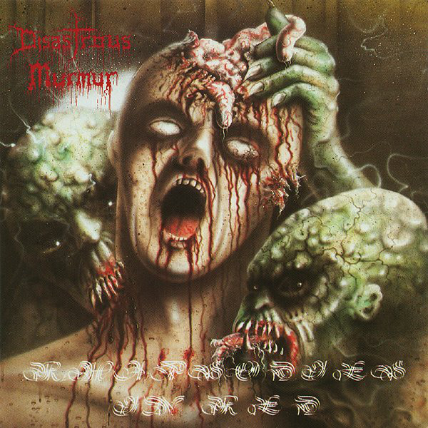 Disastrous Murmur - Rhapsodies In Red - 1992