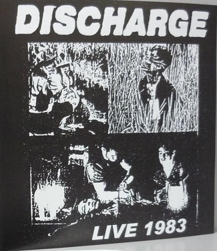 Discharge - Live 1983 1983