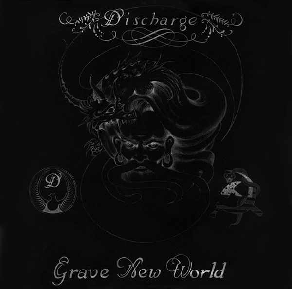 Discharge - Grave New World 1986