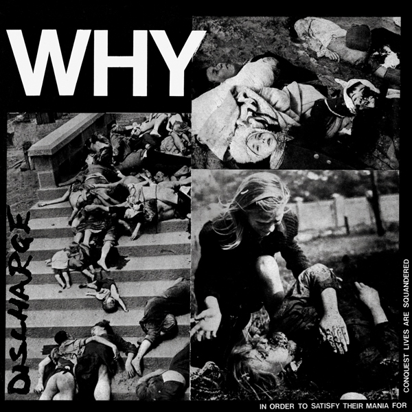 Discharge - Why 1981