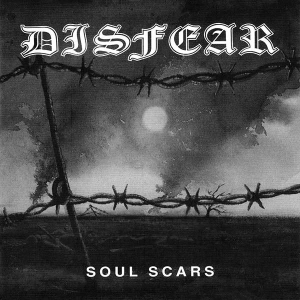 Disfear - Soul Scars - 1995
