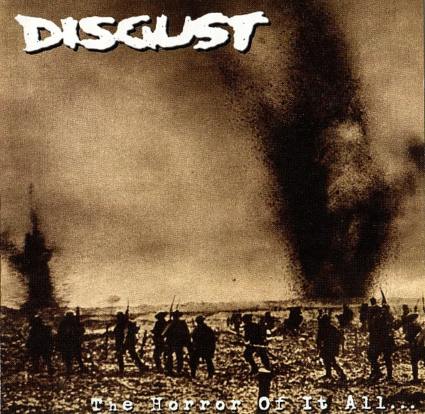 Disgust - The Horror Of It All... - 2002