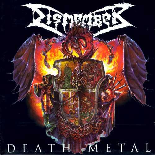 Dismember - Death Metal - 1997