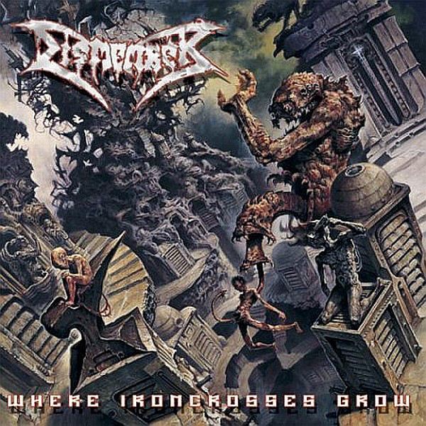Dismember - Where Ironcrosses Grow - 2004