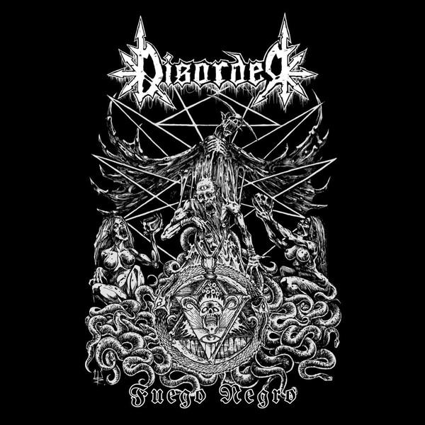Disorder - Fuego Negro - 2017