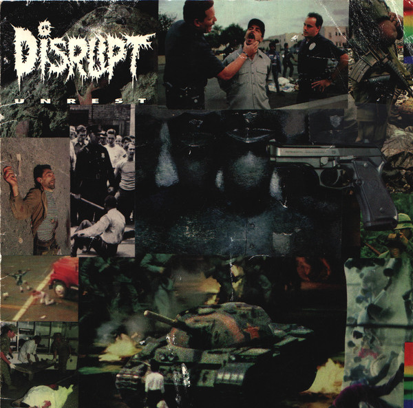 Disrupt - Unrest  - 1994