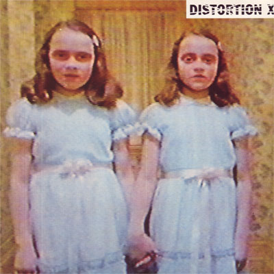 Distortion X - Split B.S.G 1988