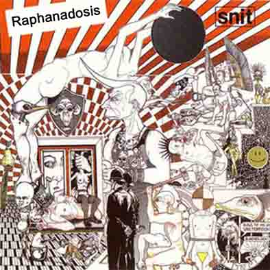 Doctor And The Crippens - Raphanadosis 1989