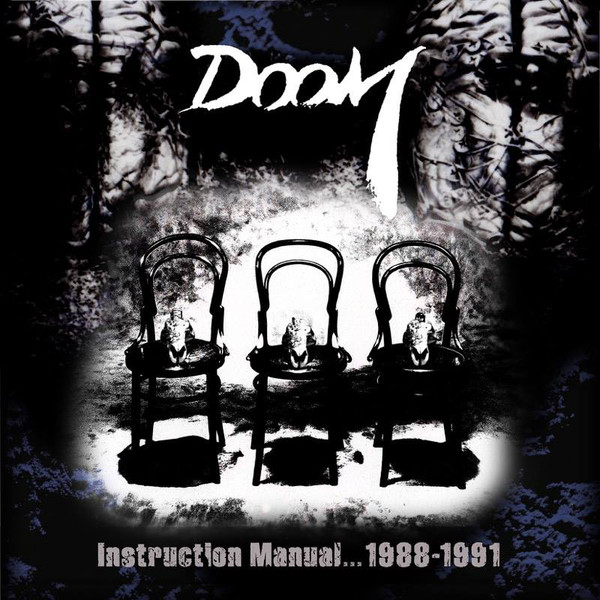 Doom - Instruction Manual... 1988-1991 - 2016