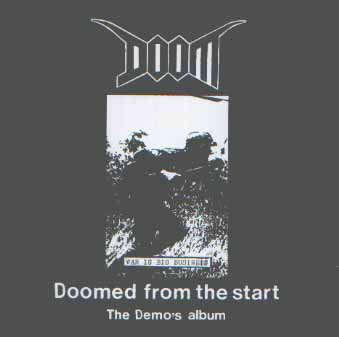 Doom - Doomed From The Start - The Demo's Album 1996