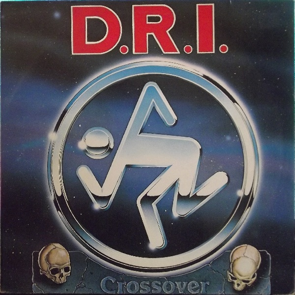 Dirty Rotten Imbeciles - Crossover - 1987