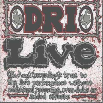 Dirty Rotten Imbeciles - Live - 1994