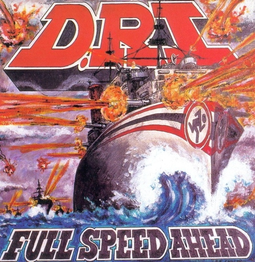 Dirty Rotten Imbeciles - Full Speed Ahead - 1995