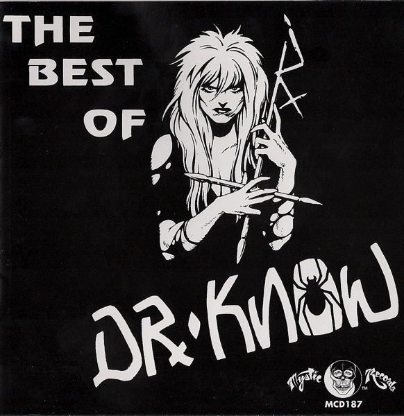 Dr. Know - The Best Of Dr. Know 1983/1988