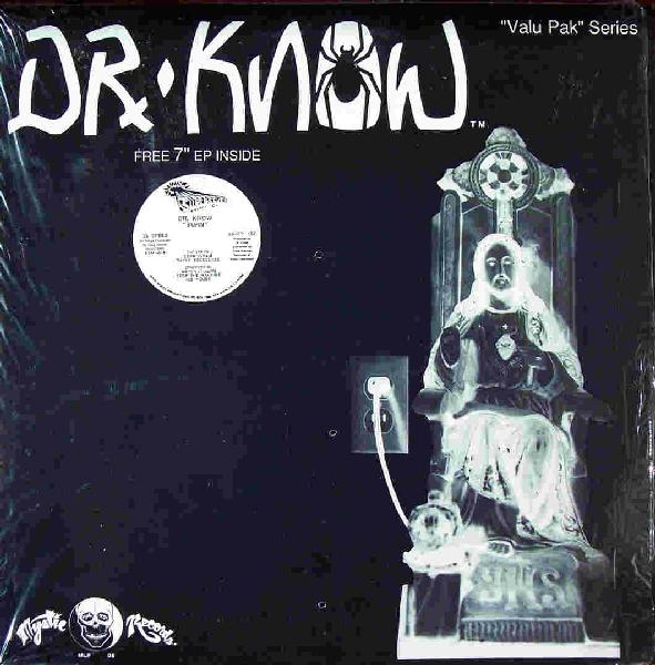 Dr. Know - Plug In Jesus 1985