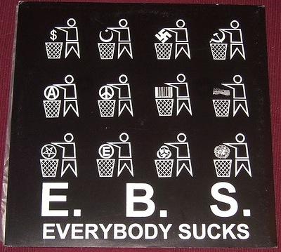 E.B.S., Failure Face - Failure Face / E.B.S. - 1996