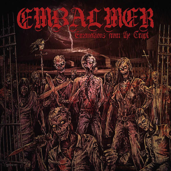 Embalmer - Emanations From The Crypt - 2016