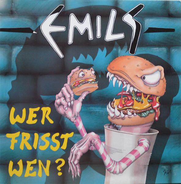 Emils - Wer Frisst Wen ? 1990