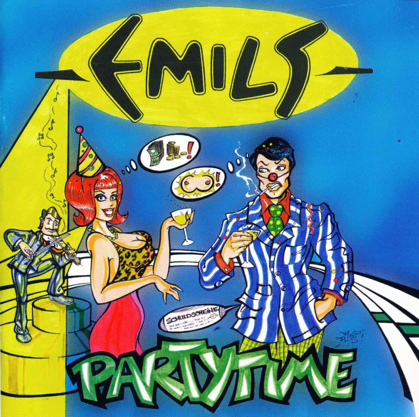 Emils - Partytime 1997