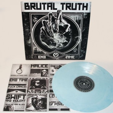 Brutal Truth - End Time - 2011