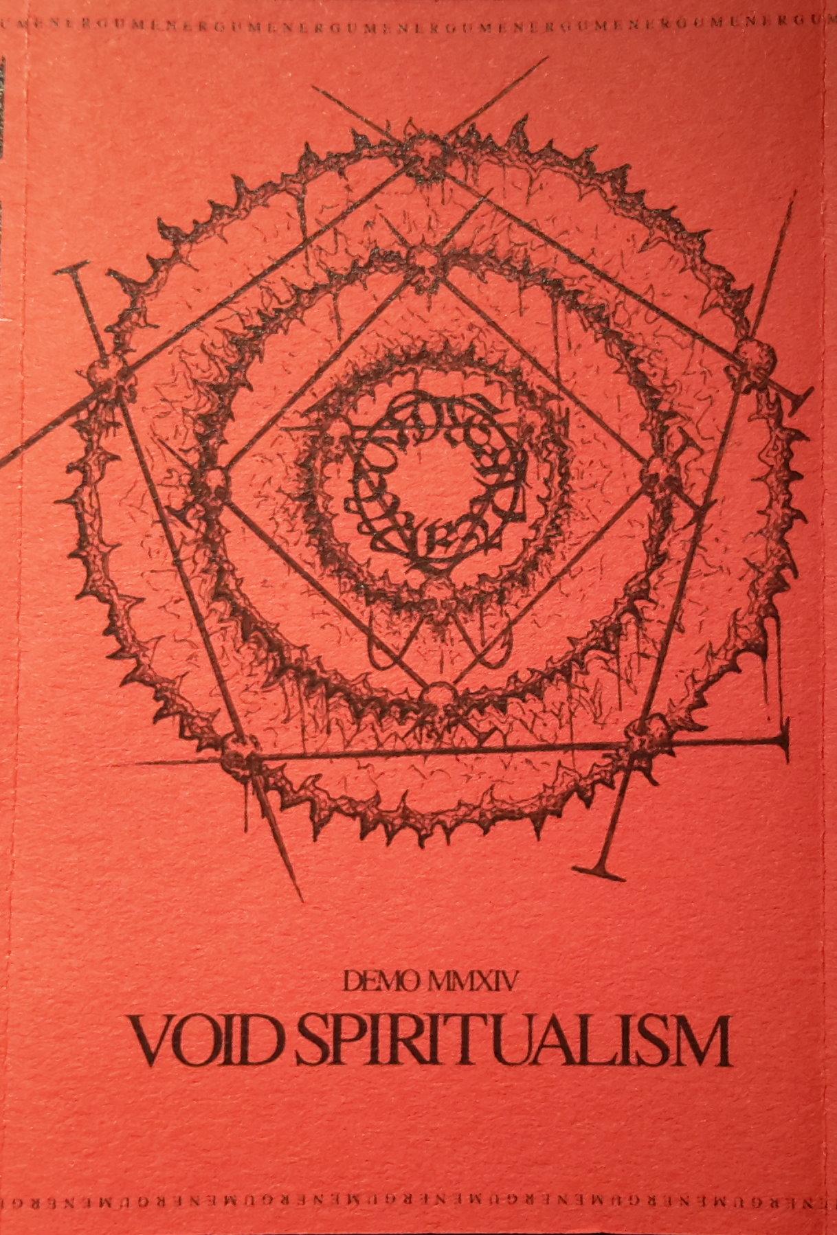 Energumen - Void Spiritualism 2014