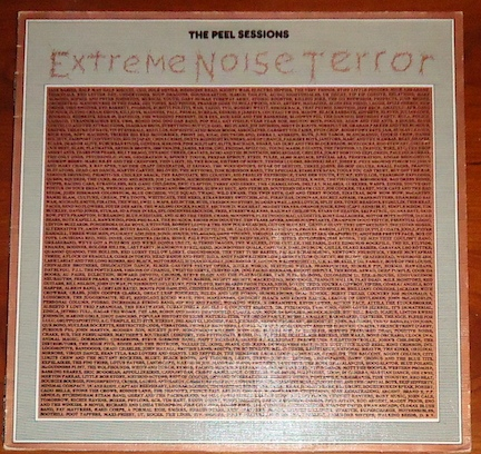 Extreme Noise Terror - The Peel Sessions - 1988