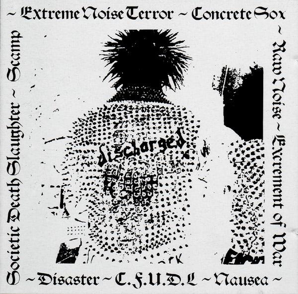 Various Artists - Discharged 1992
