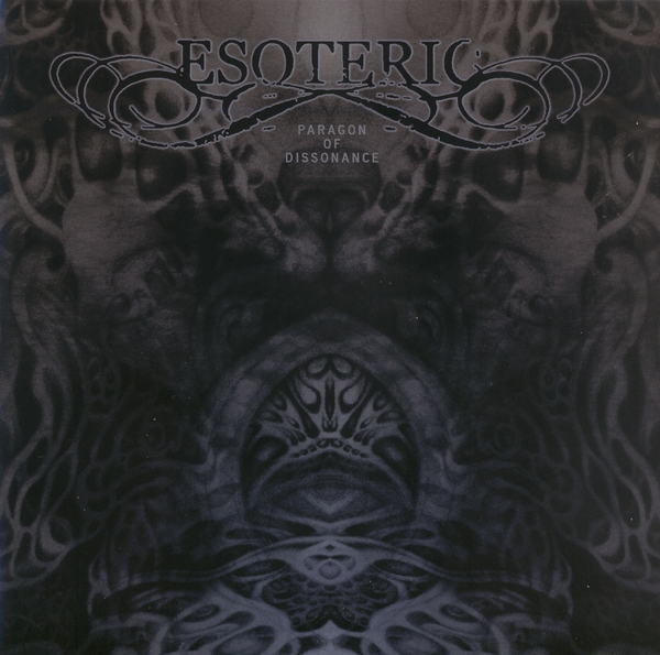 Esoteric - Paragon Of Dissonance-CD 1 2011