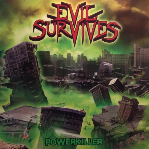 Evil Survives - Powerkiller - 2009