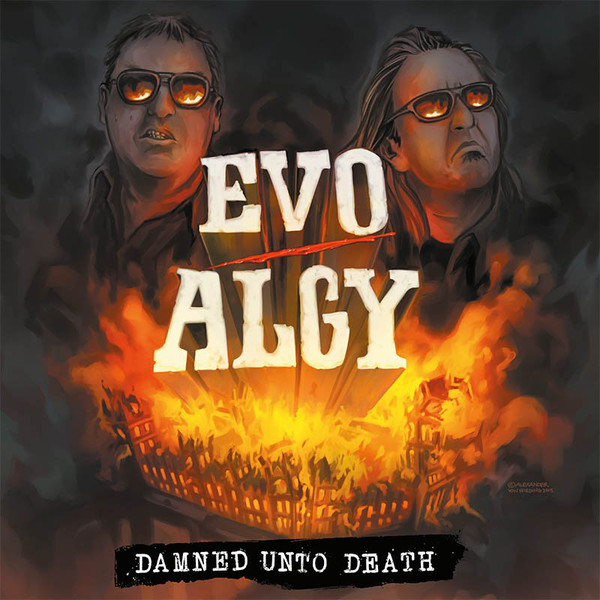 Evo / Algy - Damned Unto Death - 2015