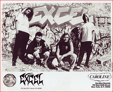 Excel - Sonic Decapitation 1985