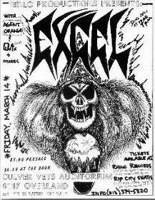 Excel - Live 1985 + Demo 1985