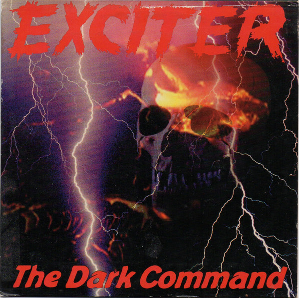 Exciter - The Dark Command - 1997