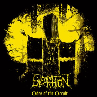 Execration - Odes Of The Occult - 2012