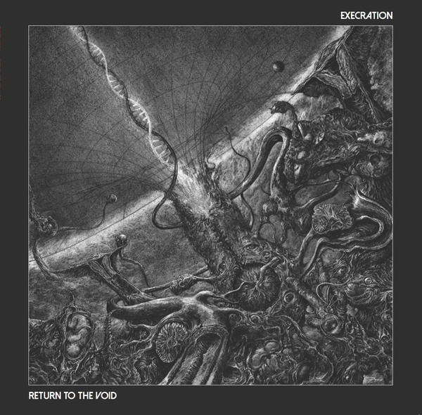 Execration - Return To The Void - 2017