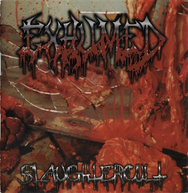 Exhumed - Slaughtercult - 2000