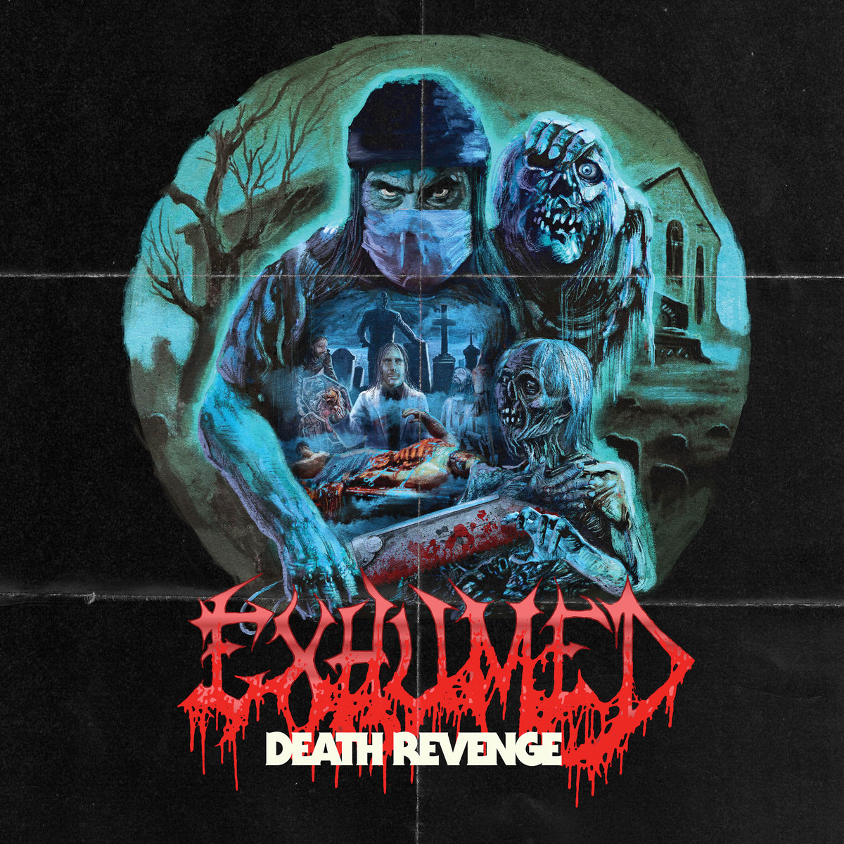 Exhumed - Death Revenge - 2017
