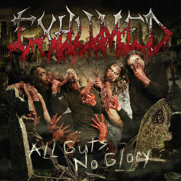 Exhumed - All Guts, No Glory - 2011