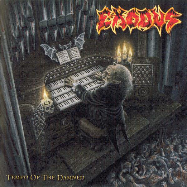 Exodus - Tempo Of The Damned - 2004