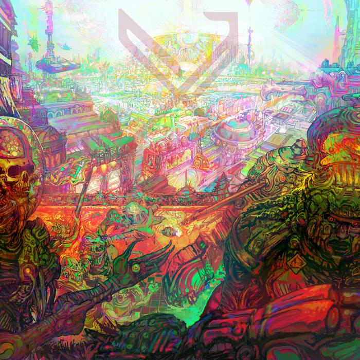 Expander - Neuropunk Boostergang - 2020