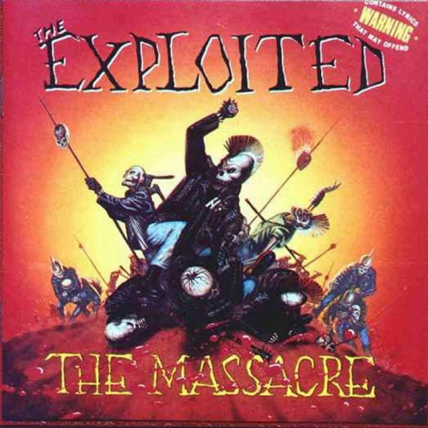 The Exploited - The Massacre 1990