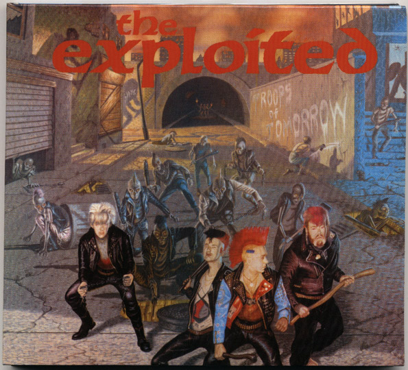 The Exploited - Troops Of Tomorrow 1982